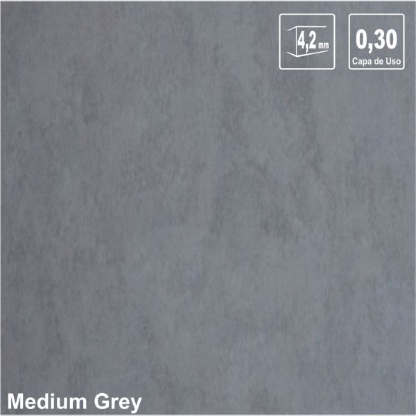DURAFIX MEDIUM GREY 608 x 308 x 4,2mm 1,86m2