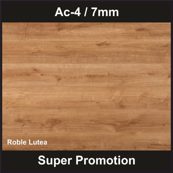 SUPER PROMOTION 472049 LUTEA AC-4 7mm 2,397m2 (CAJA de 2,397)